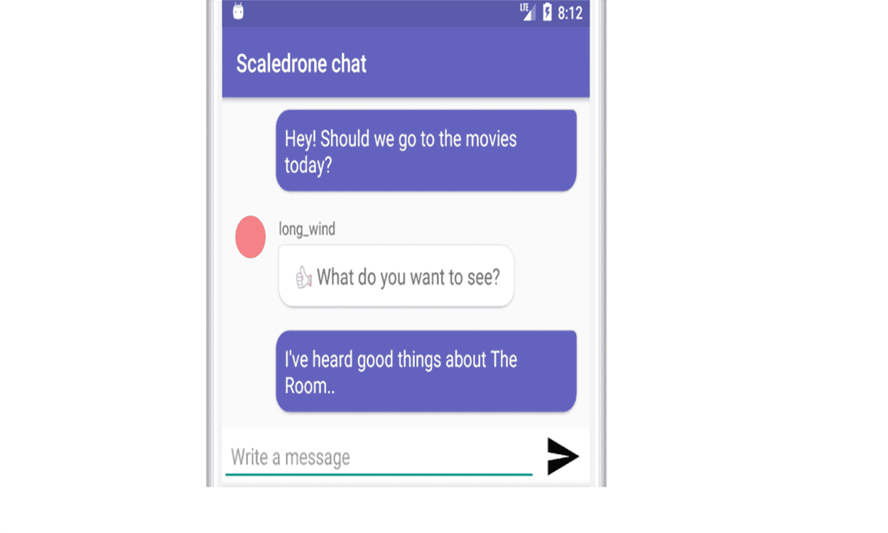 Real Time Android Chat Application With Source Code - Codezips